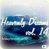 Heavenly Dreams vol. 14 (mixed by Crystalline)  7.08.16