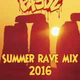 DJ Faydz - Summer Rave Mix - 2016