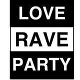 LOVE RAVE PARTY - Let's go Dancing - Reactradio.uk - Dj Chris Annakin - 25.04.18