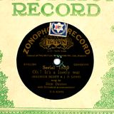 Songs on 78s from World War 1 1914-1918 The Kipper the Cat show Nov 12th 2018 Cambridge 105 Radio