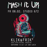 Mash It Up! Radioshow @674FM #5