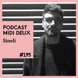 Podcast #195 - Sineli