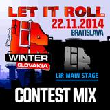 Let It Roll Winter DJ Contest Mix