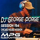 dj Georgie Porgie MPG Radio Show 194