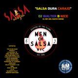 SALSA DURA CARAJO CON EL REY DEL NUEVO SWING DJ WALTER B NICE