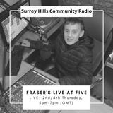 Fraser's Live at Five - 14 11 2019