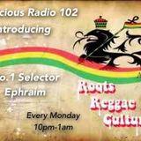 ROOTS with DJ EPHRAIM @ CONCIOUS RADIO 18.08.2014
