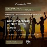 Real Ibiza 2018 - Demuir at Music For Freaks at Pikes Ibiza