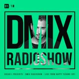 WEEK01_2018_Oscar L Presents - DMix Radioshow - Live from Happy Techno