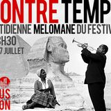 A Contre Temps au théâtre des Carmes avec Lionel Suarez et André Minvielle - Radio Campus Avignon