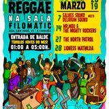 salnes sound @ xoves reggae sala filomatic