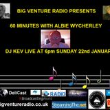 60 Minutes With Albie Wycherley
