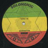 """Bunny Wailer - Boderation 12"""" [Ras Klaat Mixed]"""