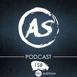 Addictive Sounds Podcast 158 (NU Edition) (14-06-2017)