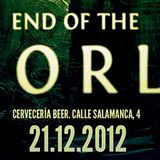 djr3s3t - End of The World (Presentación Valencia Dark Week 2013)