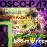 BAD MONDAY bosco pary 01/09/14 KirK vs Ivan vs DaniozZ in electro techno minimal