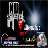 Boyan Hoof @ Live Session ''NU METAL GO in INTO ALTERNATIVE'' @  09/06/2018