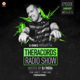 Theracords Radio Show | January 2016