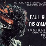 Paul Kuenzi - Live @ The Music Is Art Festival After-Party 9.13.14