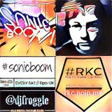 sonic boom @RadioKC  Best of 2017 podcast