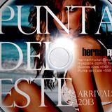 HERNAN NUNZI PUNTA DEL ESTE ARRIVALS 2013