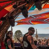 Aluxes & Goldilox (tag team set) at the Sun Stage, Oregon Eclipse 2017
