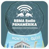 RBMA Radio Panamérika 428 - Souvenirs desde la RBMA Montreal 2016