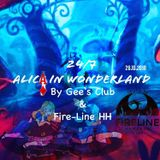 Goabba @Alica in Wonderland (Fire-Line Hamburg 26-27.10.18)