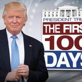 #0000 HHC Dr Jason Johnson /talks Trupms 1st 100 Days in office
