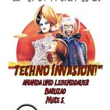 Baruzad @ Techno Invasion 27.09.14