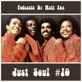 Just Soul #10 (Lowrider Oldies, Midtempo & Deep Soul)