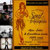 Fête de la musique 2017 Soul & Tropiques meets Aeon Seven, Moskito and Mag Spencer