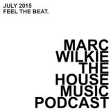 Marc Wilkie - July 2015 - Feel the beat