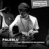Paleblu on Reprezent  (ft. Dyrekt) -  January 2018