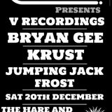 KRUST LIVE AT PLANET V --- CIRCLES CHRISTMAS PARTY  BIRMINGHAM DECEMBER 2014
