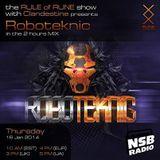 Rule Of Rune 2 Hour Roboteknic Special (16 Jan 2014)