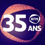Les 35 ans de RFM la Radio Couleur by Nicolas Lespaule 06.06.2016