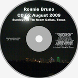 DJ Ronnie Bruno CD 62 (2009)