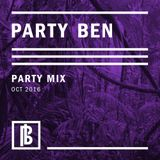 Party Mix October 2016