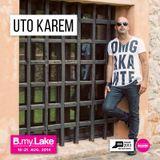 Uto Karem @ B My Lake Festival - Hungary - 21.08.2014