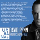 Urbana radio show by David Penn #432