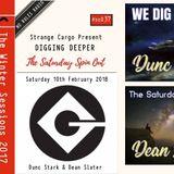 WE DIG DEEPER #Cassette Thirty Seven - Dunc Stark & Dean Slater - Sat 10th Feb 2018