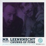 Mr Leenknecht presents Chunks of Funk 26th November 2016