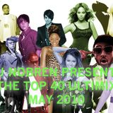 US Top 40 Megamix (May 2010) By DJ Nobren
