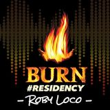 Burn Residency 2017 - Roby Loco