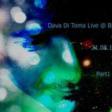 Dava Di Toma live @ Bpm Brussels 20.08.16 Part1