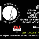 Luciano - Live @ 10 Years of Cadenza Music Pool Party, MMW 2013 (Delano South Beach, Miami) - 21.03.