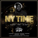 #NyTime Vol 1 - Hiphop,Rnb,UK Rap Mix CD @Djnyari