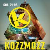 Spacid mix  - A cosmic voyage through the Kozzmozz