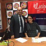 Entrevista al Coordinador del Área de Extensión Universitaria, Jorge Malpartida, en Radio Comas